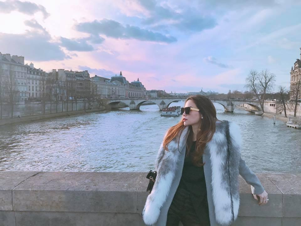 Hồ Ngọc Hà - quý cô sang chảnh ở châu Âu