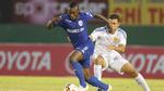 Đá sớm vòng 9 V-League: Cựu vương V-League thua đau phút cuối
