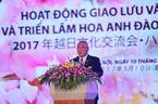 12.000 cành anh đào Nhật Bản khoe sắc tại Hà Nội