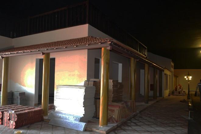 6 ngôi nhà xây trái phép trong kho hàng ở Đà Nẵng