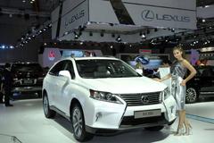 Vì sao Lexus ế ẩm tại thị trường Việt Nam?