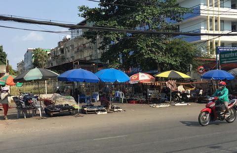Sài Gòn, Lâm Huê Hồ, Ve chai, phế liệu