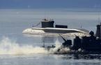 Tàu ngầm hạt nhân Nga diễn tập đọ ngư lôi