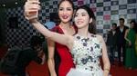 Yan My đọ sắc với người đẹp Thái Lan tại chung kết Hoa khôi Du lịch