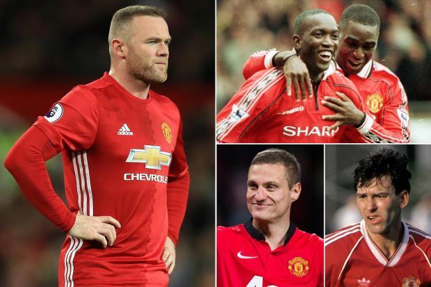 Rooney được MU ban đặc ân khi giã từ sân cỏ