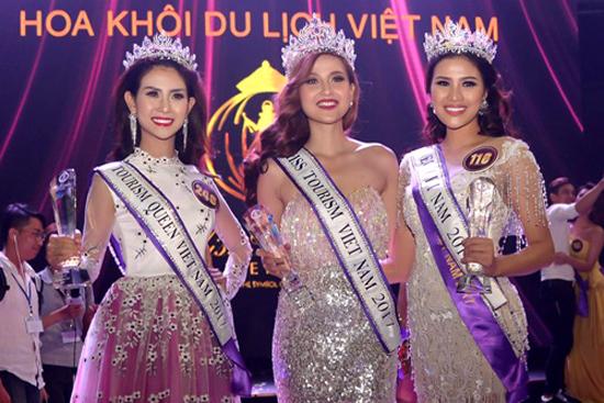 Nguyễn Thị Thành, Hoa khôi Du lịch Việt Nam 2017