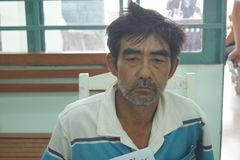 Kẻ sát nhân bị bắt khi về giỗ cha