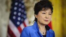 Bà Park Geun-hye vẫn ở trong phủ tổng thống