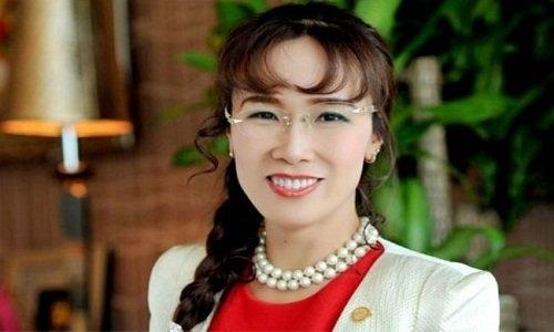 Forbes, Nguyễn Thị Phương Thảo, CEO Vietjet Air, nữ tỷ phú, tài sản