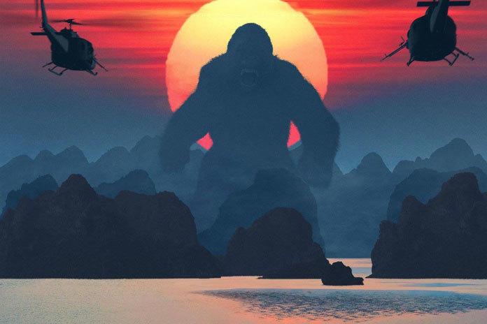 Kong - Đảo đầu lâu và cơ hội nếu bỏ lỡ sẽ tiếc cả đời