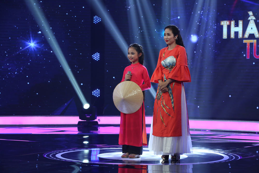 ca sĩ, thần tượng tương lai, Quang Linh, NSND Thu Hiền