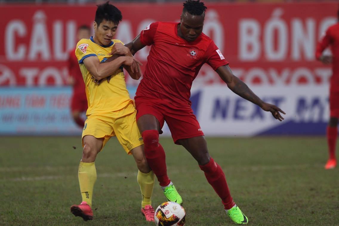 Video Hải Phòng vs Thanh Hóa: 0-0
