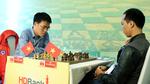 Giải cờ vua quốc tế HDBank: Quang Liêm khởi đầu thuận lợi