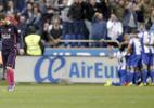 Không có trọng tài, Barca thua sấp mặt ở Riazor