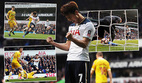 Kane rời sân bằng nạng, Tottenham đại thắng ở FA Cup