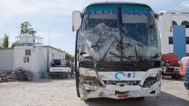 Haiti: Xe buýt gây tai nạn bỏ chạy đâm chết ít nhất 38 người