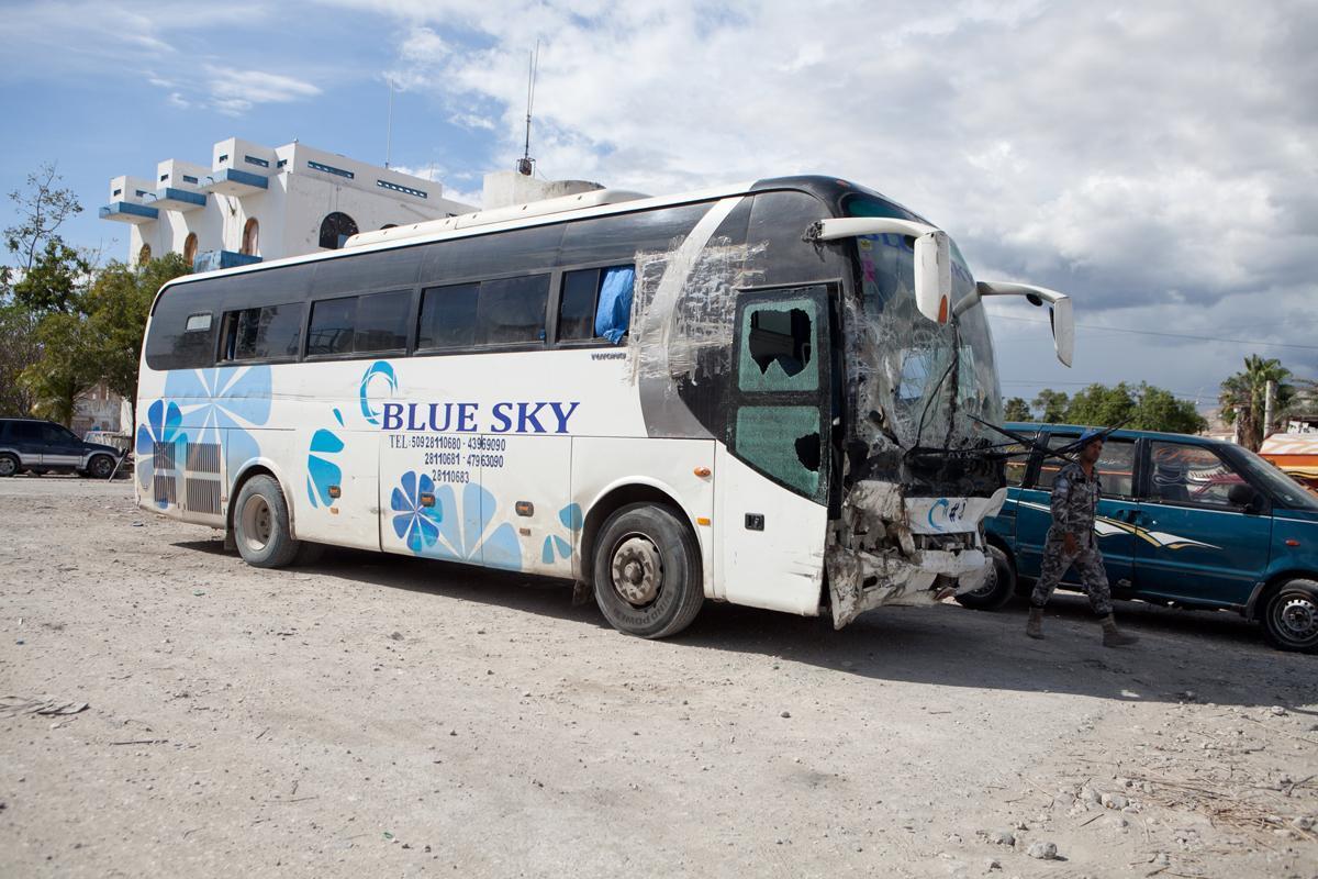xe buýt, gây tai nạn, bỏ chạy, thiệt mạng, tử vong