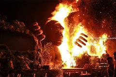 'Kong: Skull Island' gây 'bão' bằng đám cháy và kỉ lục doanh thu