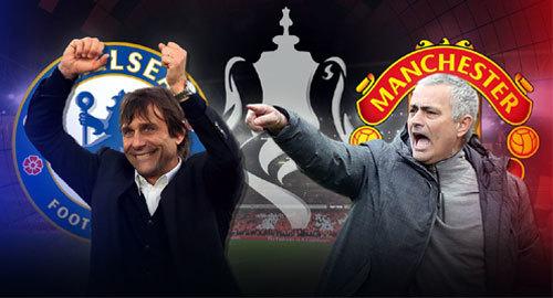 Xem lại những cuộc đối đầu kinh điển của Chelsea và MU