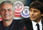 Mourinho nhạo báng thành công của Conte