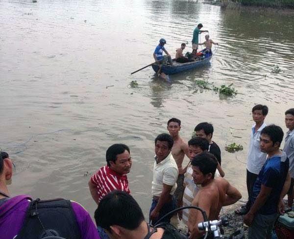 Ba học sinh ở miền Tây bị đuối nước thương tâm