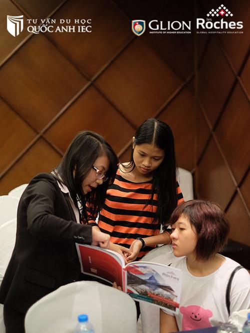 Cơ hội du học ngành khách sạn, sự kiện ở Thụy Sĩ