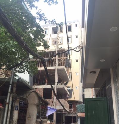 chung cư mini, mua chung cư Hà Nội, cấp sổ đỏ cho chung cư