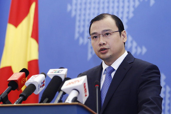 Việt Nam phản ứng báo cáo nhân quyền 2016 của Mỹ