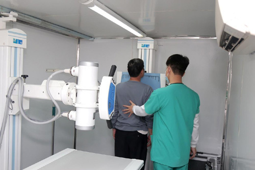 Khám tầm soát ung thư miễn phí ở Bắc Ninh