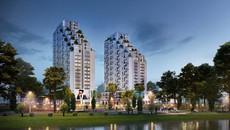 Ra mắt căn hộ cao cấp hai mặt tiền sông Sài Gòn