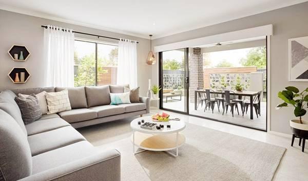 nhà cấp 4, tư vấn thiết kế nhà, thiết kế căn hộ 2 phòng ngủ