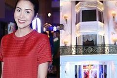Toàn cảnh biệt thự sang chảnh của nhà chồng Tăng Thanh Hà