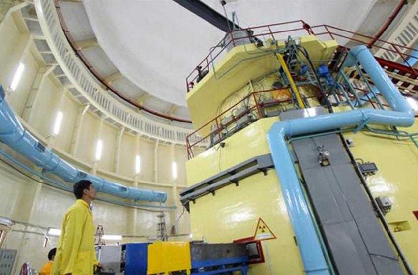 Khóa đào tạo mới về lò hạt nhân ở Việt Nam