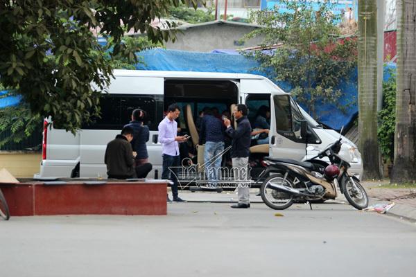 xe dù, bến xe Mỹ Đình, bến Nước Ngầm, Hà Nội, Sở GTVT Hà Nội