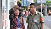 Nữ chủ tịch xuống đường giành vỉa hè: Không làm vì nổi tiếng