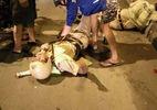 CSGT ở Sài Gòn bị người vi phạm đạp té xuống đường bất tỉnh