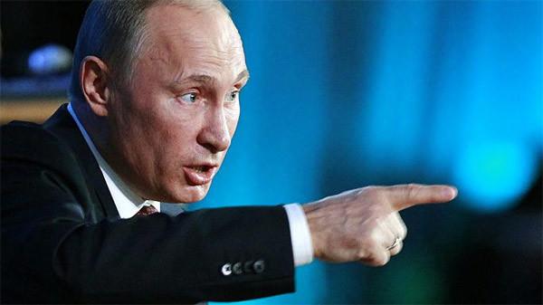 Nga, Vladimir Putin, tổng thống Putin, quyền lực, uy lực