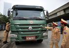 CSGT Hà Nội dồn dập bắt xe 'hổ vồ'