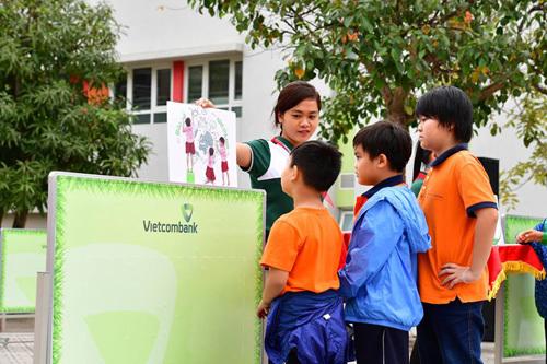 Chiến dịch truyền cảm hứng bảo vệ màu xanh cuộc sống