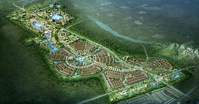 dự án của chúa đảo Tuần Châu, dự án du lịch sinh thái tại Hà Nội, điều chỉnh quy hoạch dự án