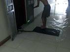 Chung cư Hà Nội: Bì bõm lội nước giữa lưng chừng trời