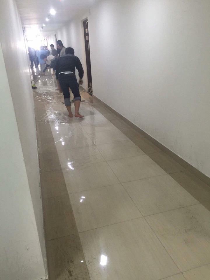 chung cư Hà Nội, chung cư ngập nước, nhà ở xã hội