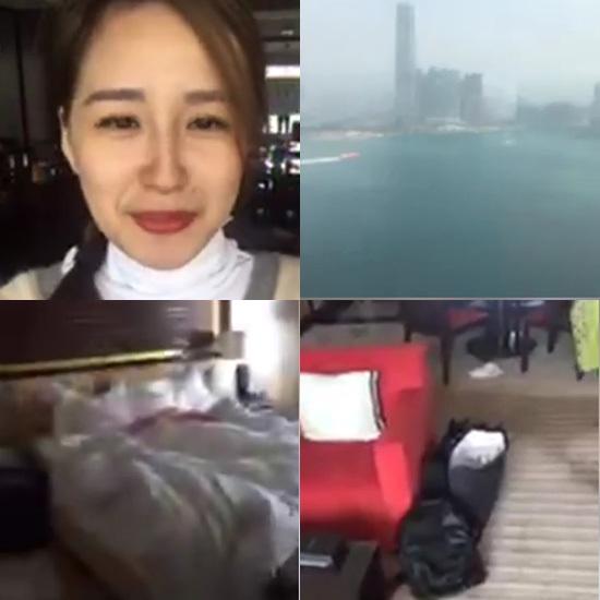Hé lộ nơi ở của Hoa hậu Mai Phương Thúy ở nước ngoài