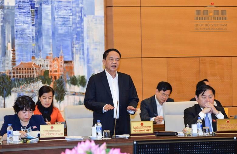 Chủ tịch QH, Nguyễn Thị Kim Ngân, luật Du lịch, Bộ trưởng Văn hóa Thể thao và Du lịch,