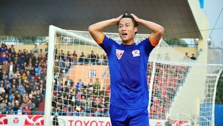 Video bàn thắng Home United 3-2 Quảng Ninh