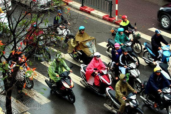 Dự báo thời tiết 15/3: Hà Nội rét từ từ, vùng núi giảm 8 độ