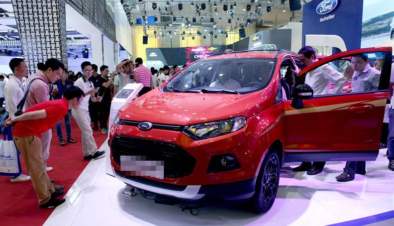 thuế nhập khẩu ô tô, biện pháp tự vệ với ô tô, ô tô ASEAN,khu công nghiệp