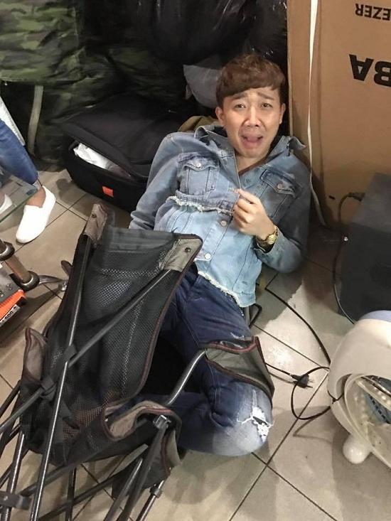 Trấn Thành mệt mỏi vì Hari Won