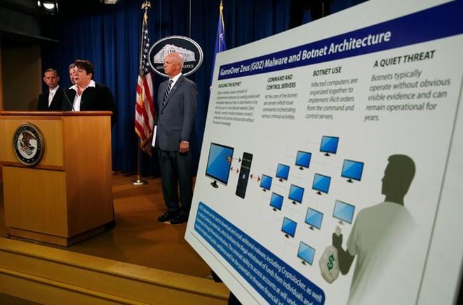 Hacker nguy hiểm nhất hành tinh bị FBI truy nã