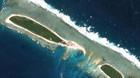 Trung Quốc bị nghi xây cảng ở Hoàng Sa